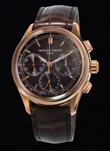 The Flyback Chronograph Manufacture