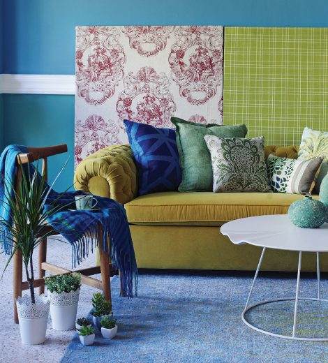 SUMMER IDEAS FOR A STYLISH HOME