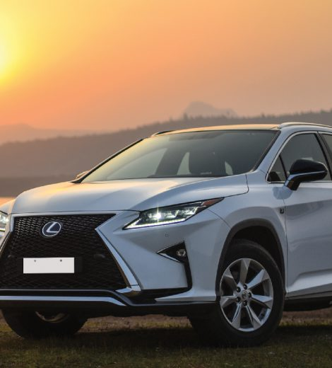 The Magic of Rarity – Lexus RX
