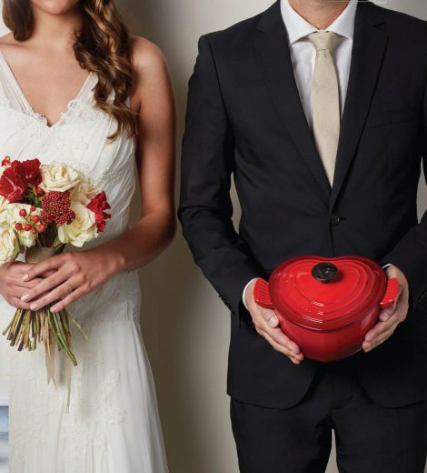 Wedding Gifts from Le Creuset – A Bond For Eternity