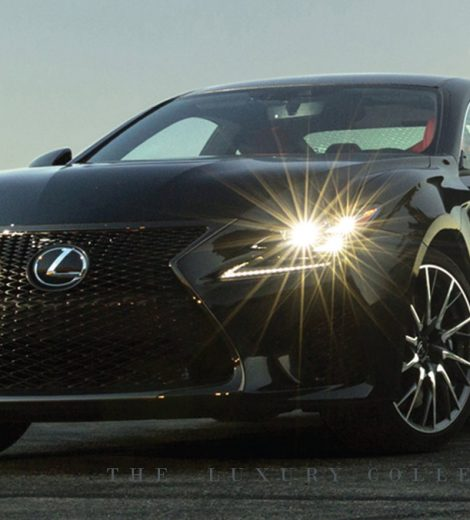 If looks could kill – Lexus RC F – By Somnath Chatterjee