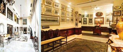 An Art Tour at THIS COLONIAL HOTEL