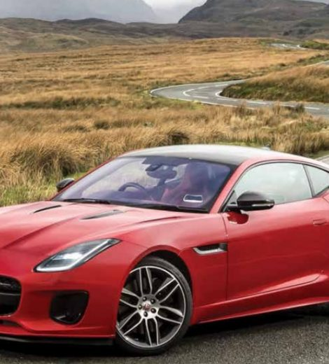 JAGUAR F-TYPE Winds of Change- By Somnath Chatterjee