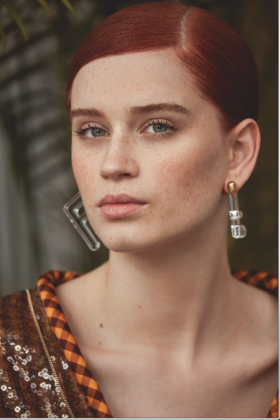 FF Earrings; the new way to look at Jewelry this season