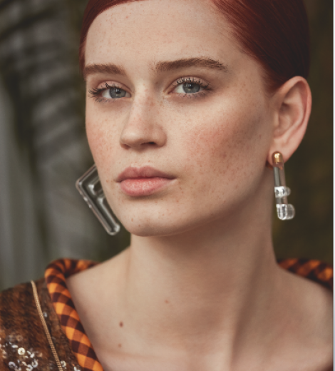 FF EARRINGS THE NEW WAY TO LOOK  AT JEWELLERY THIS SEASON
