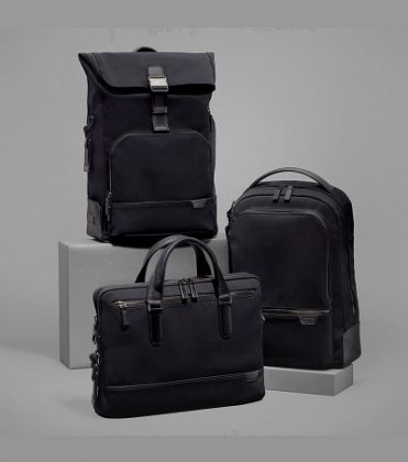 Move Around in Style with Functional and Light Travel Wear from TUMI