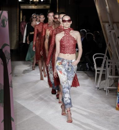Glimpses of the Fashion weeks