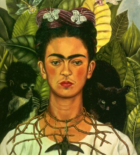 ART IN REVIEW: FRIDA KAHLO (1907 – 1954)- by Abhishek Naidu