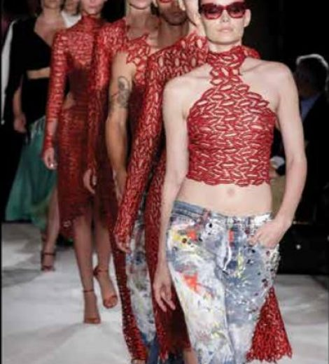 Glimpses of the Fashion weeks- By Neesha Danish
