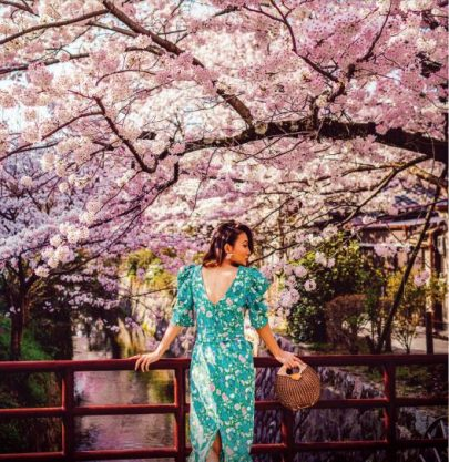 Spring is in the Air – By Aruna Rathod
