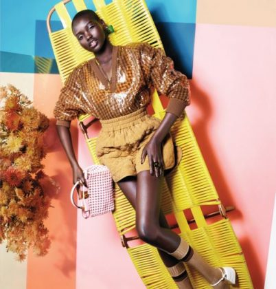 Restless summers come colourfully alive in the FENDI Women's Spring/Summer 2020 collection