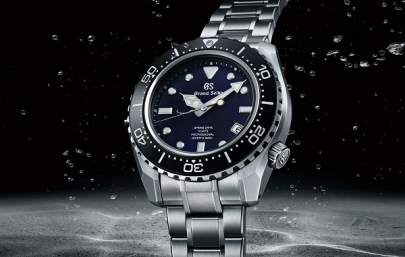 Slimmer, with Precision and Power for a New Generation – Grand Seiko
