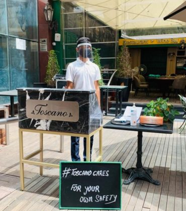 Toscano at UB City Mall – The Culinary Haven