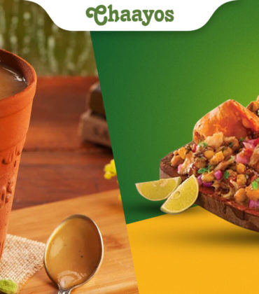Monsoons aren't just about  'Chai' at Chaayos!