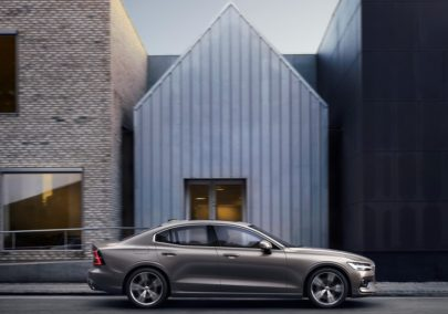 Quick Steer: New Volvo S60 review