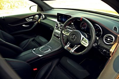 Quick Steer: Mercedes-AMG GLC 43 Coupe review