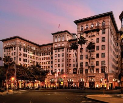 Experience the luxury of Beverly Hills' hotels from home