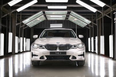 The New BMW 3 Series Gran Limousine : The Grand Side of Thrill