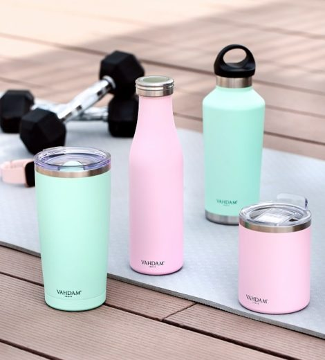Vahdam India Launches Drinkware Collection