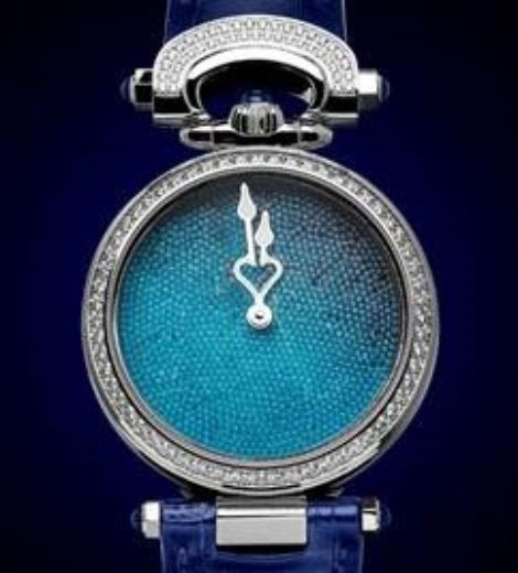 Sugar Coating – The New Miss Audrey Sweet Art from BOVET 1822