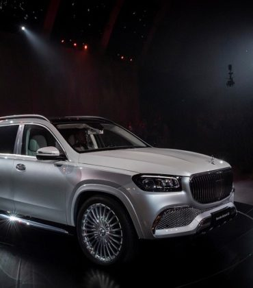 Mercedes-Benz GLS 600 Maybach launched